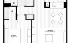 plan appartement de ville petite surface