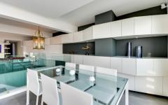 intérieur mobilier design appartement de luxe paris