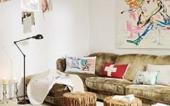 séjour décoration design moderne