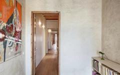 murs influence rustique appartement de ville