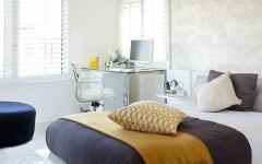 chambre moderne épurée appartement de ville à paris