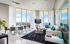 séjour design luxe vue ciel