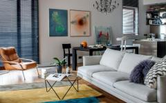 design intérieur appartement moderne