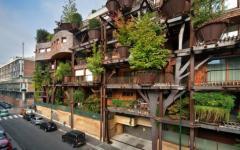 immeuble écologique appartements