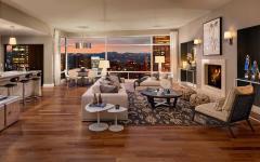 luxueux séjour appartement de standing