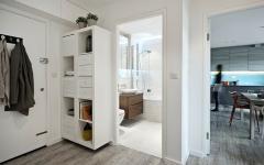 design intérieur moderne en blanc