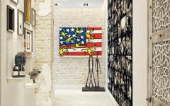 décoration éclectique appartement moderne
