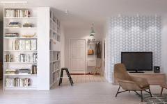 pièce de vie principale appartement moderne