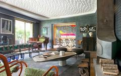 séjour artistique créatif appartement parisien