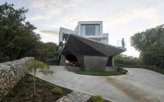 résidence secondaire originale contemporaine