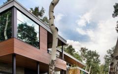 archi contemporaine maison familiale moderne chic