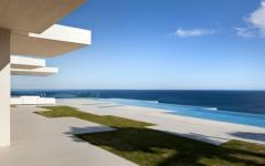 villa d'architecte de vacances luxe