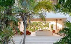 architecture moderne ouvertures vents villa