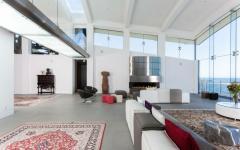 intérieur lumineux séjour luxe