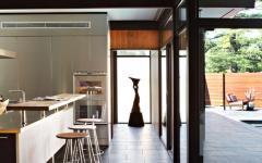 couloirs résidence intérieur éclectique