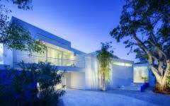architecture moderne originale résidence