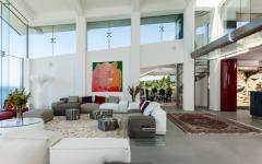 maison contemporaine de luxe