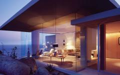 belle et luxueuse demeure sur la côte