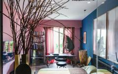 design déco éclectique appartement paris