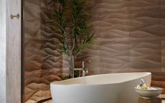 salle de bains luxe design zen
