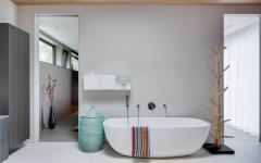 moderne original design salle de bain