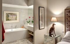 salle de bains de chambre parentale