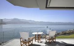 vue splendide océan balcon résidence prestige