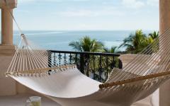 hamac farniente balcon belle vue mer