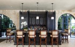 résidence secondaire luxueuse bar