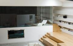 beau loft industriel transformé en maison de ville bordeaux