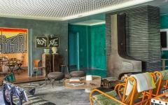intérieur original design luxe style