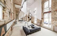 mélange des style design intérieur maison moderne