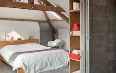 aménagement combles chambres luxe
