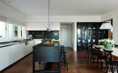maison familiale cuisine moderne luxe
