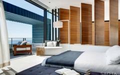 chambre à la vue panoramique splendide
