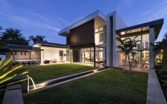 belle demeure architecture contemporaine