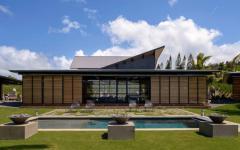 architecture influencée par les maisons japonaises