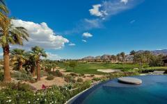 terrain de golf résidence secondaire prestige