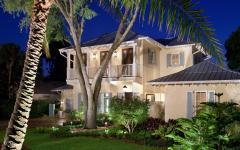 résidence de haut standing luxe