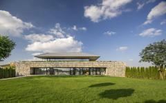 belle demeure contemporaine avec superbe vue