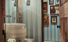 intérieur design résidence secondaire de luxe toilettes