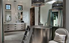 salle de bains unique design intérieur prestige