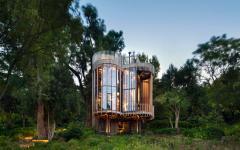 belle demeure maison d'amis originale maison en bois cabane dans les arbres