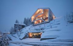 belle rénovation agrandissement chalet de vacances ski