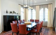 salle à manger maison traditionnelle