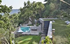 villa contemporaine familiale avec belle vue Italie