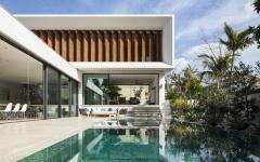 Belle demeure moderne d'architecte