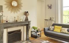 séjour appartement ancien refait travaux renovation