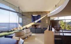 intérieur élégant design moderne luxe