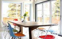 belles chaises eames design luxueux maison
